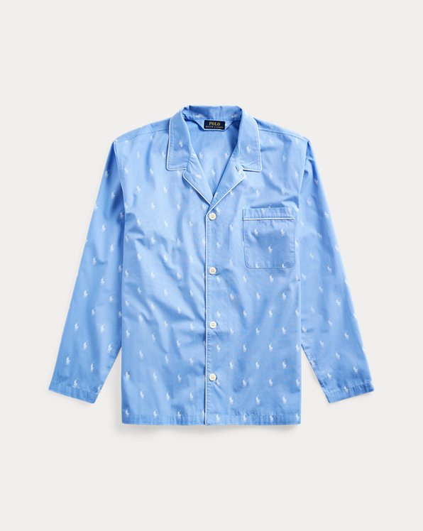 Signature Pony Pajama Shirt
