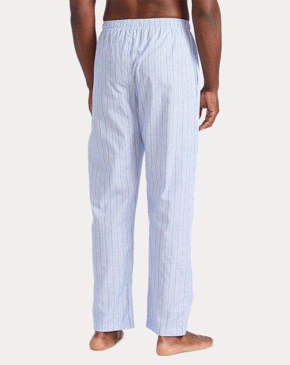 Striped Cotton Pajama Pant