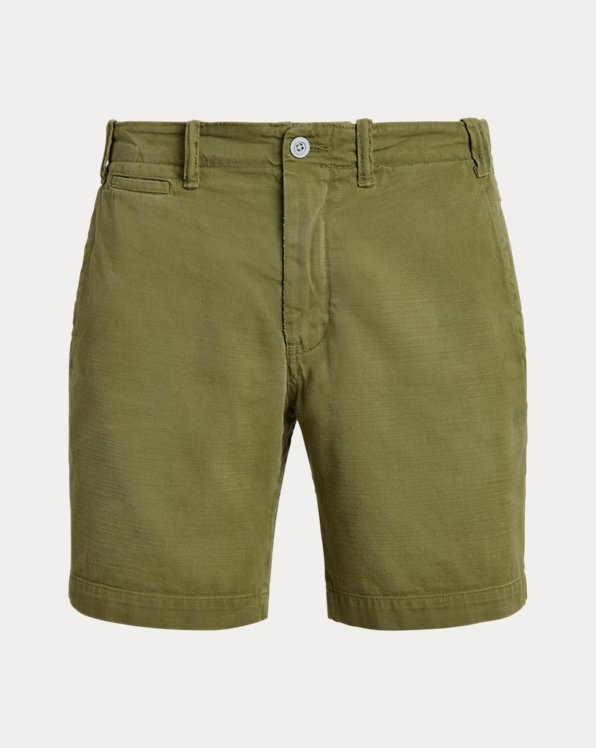 20.3 cm Straight Fit Chino Short