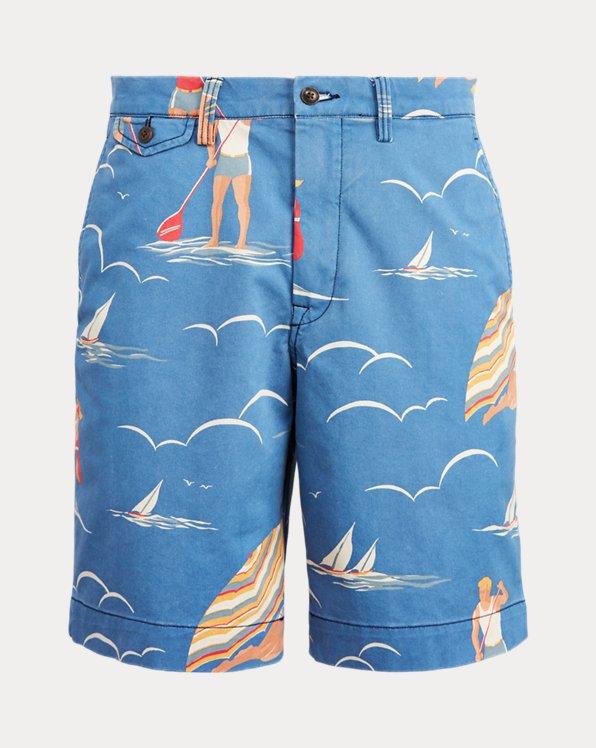Classic Fit Surf-Print Short