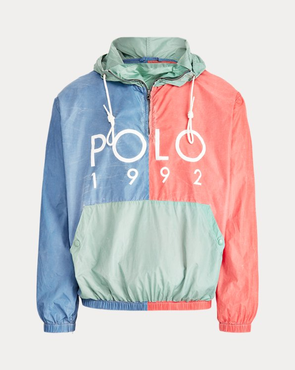 Polo 1992 Hooded Windbreaker