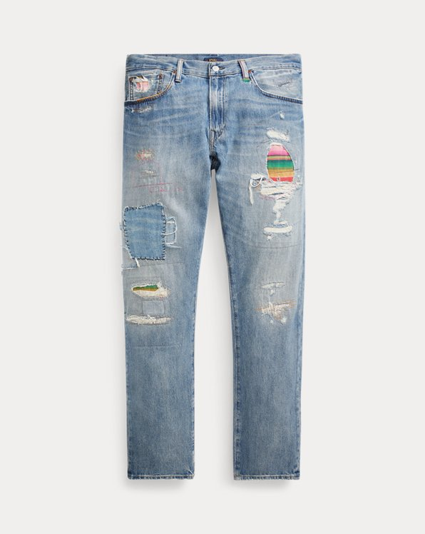 Sullivan Slim Repaired Jean