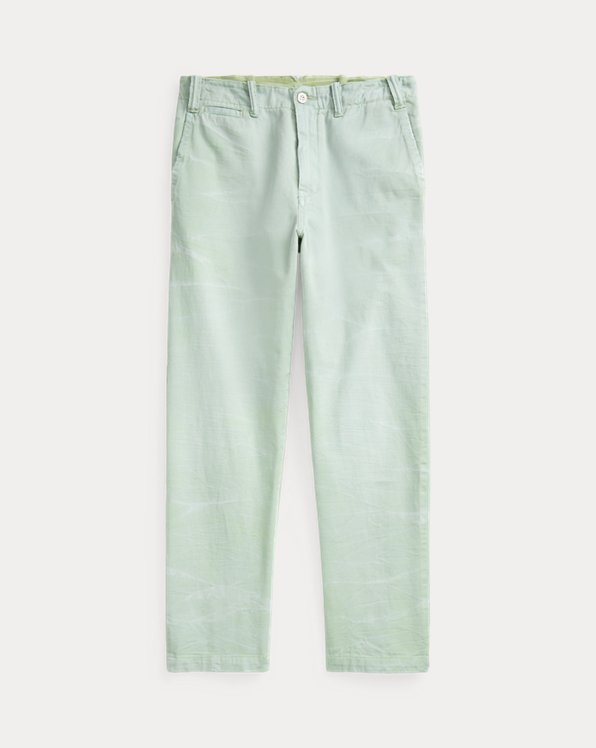 Straight Fit Chino Pant