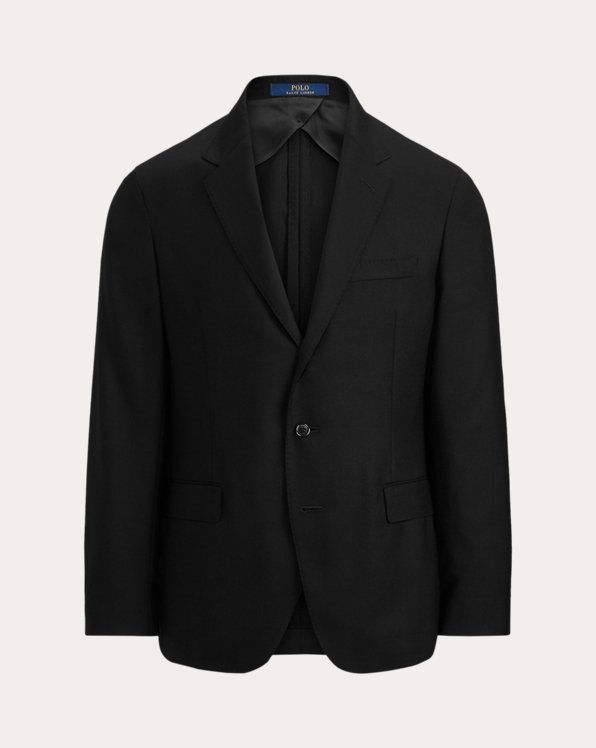 Polo Soft Traveller Wool Suit Jacket