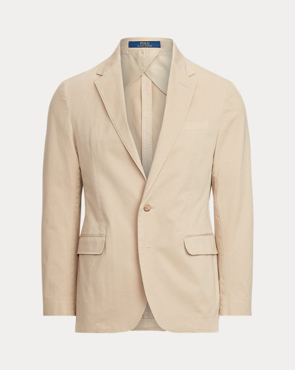 Polo Soft Stretch Chino Suit Jacket