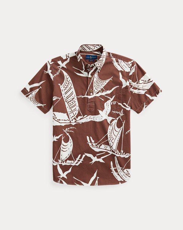 Kon-Tiki Popover Shirt