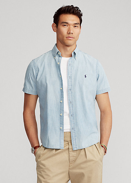 Polo RalphLauren Classic Fit Chambray Shirt