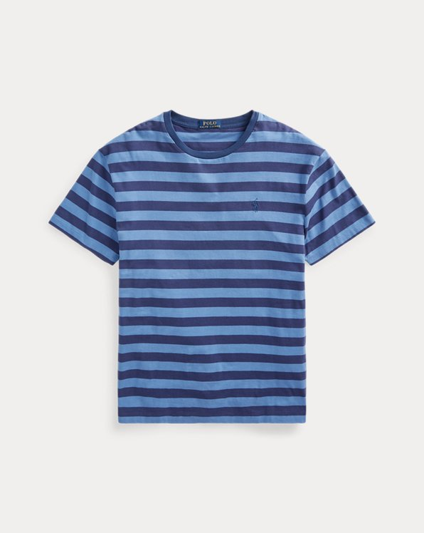 Classic Striped Jersey T-Shirt