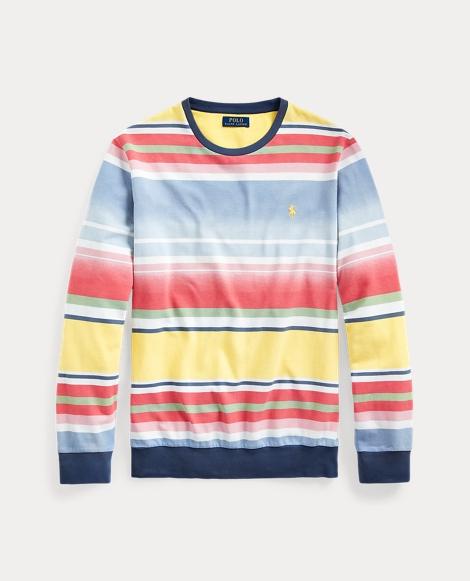 Classic-Fit Piqué-T-Shirt