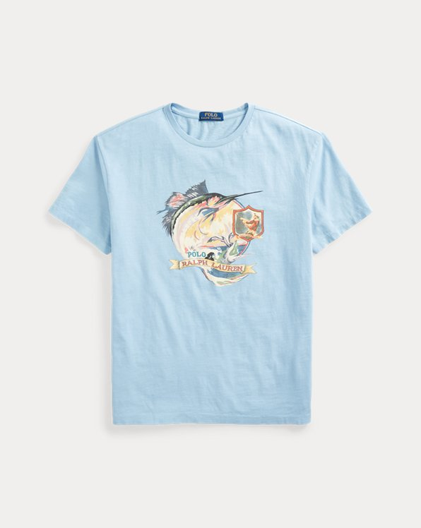 Classic Fit Graphic T-Shirt