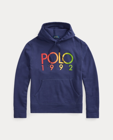 Kapuzenshirt Polo 1992 aus Fleece