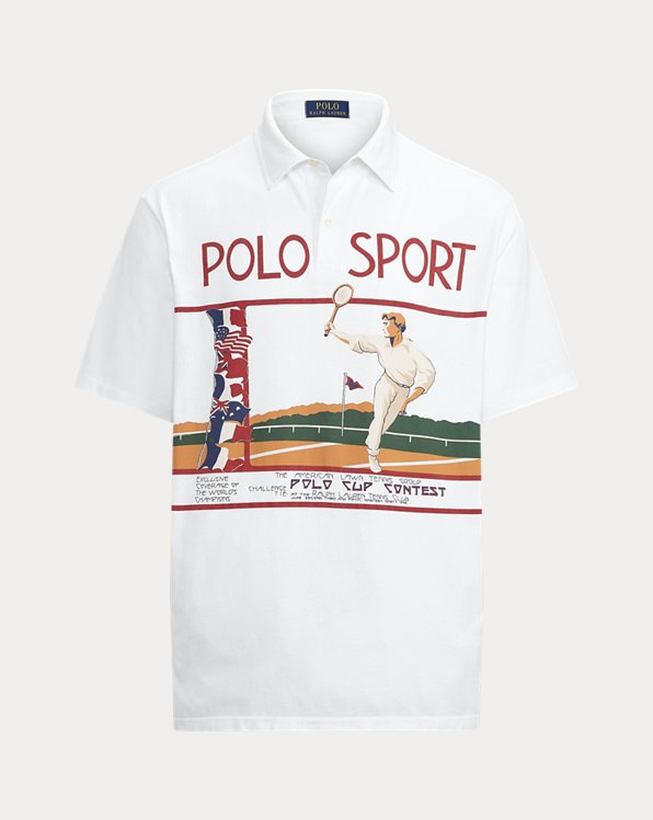 Classic Fit Polo Cup Polo