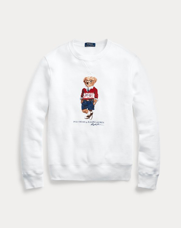 Sweatshirt mit Polo Sport Bear
