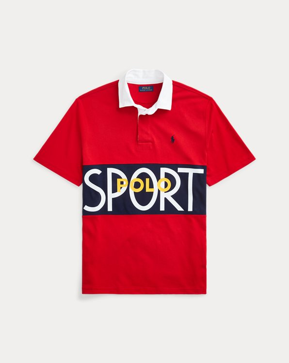 Classic Fit Polo Sport Rugby