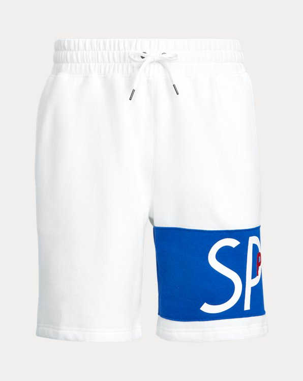 Short Polo Sport en molleton