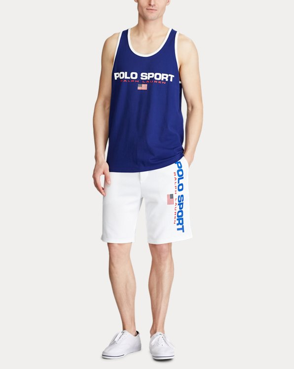Classic Fit Polo Sport Tank