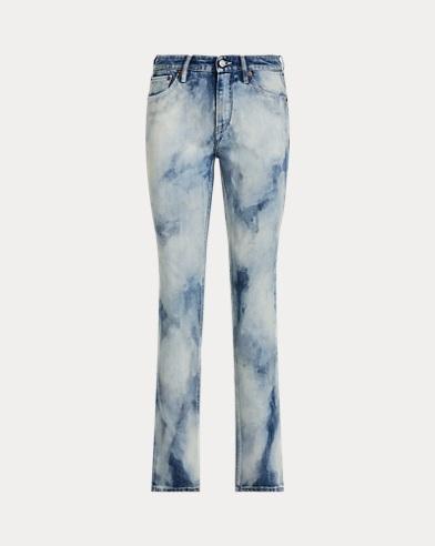 Bleached 160 Slim Jean