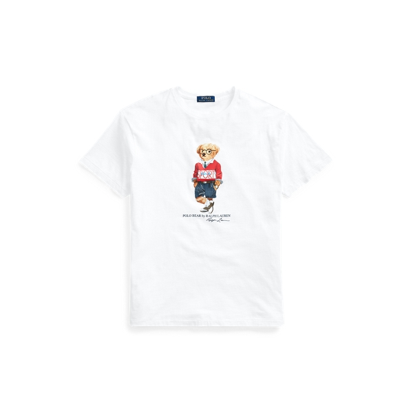 Polo Ralph Lauren POLO SPORT BEAR COTTON T-SHIRT