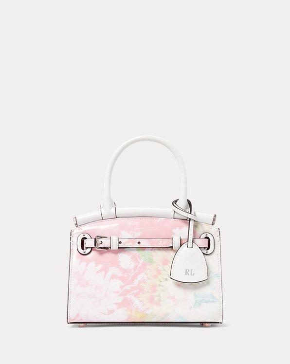 Bolso RL50 mini con diseño floral
