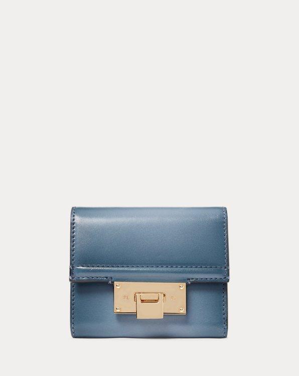 Petite Hinge-Lock Wallet