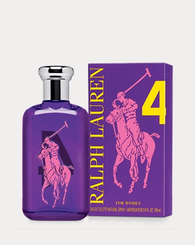 EDT RL Purple Big Pony 100 ml