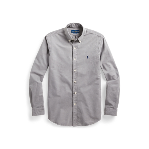 Polo Ralph Lauren Shirts GARMENT-DYED OXFORD SHIRT