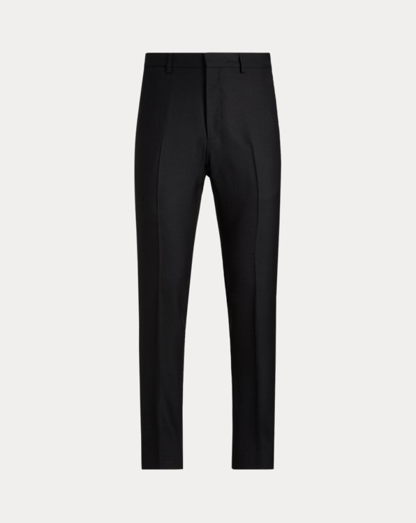 Polo Traveller Wool Trouser