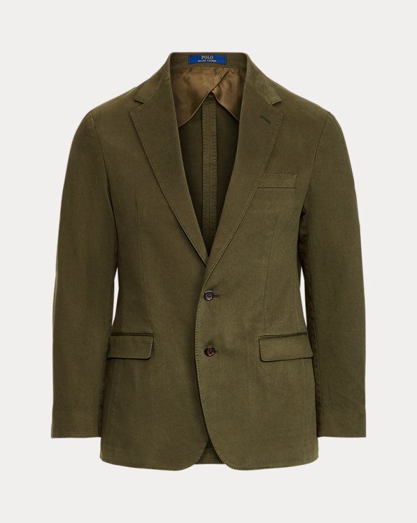 Soft Stretch Chino Sport Coat