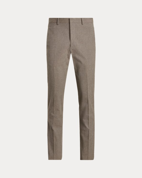 Stretch Cotton Suit Trouser