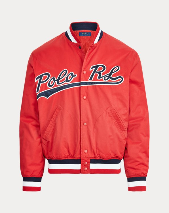 Polo RL Baseball Jacket