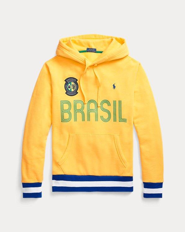 Kapuzenshirt Brasilien