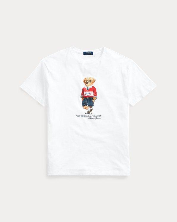 Custom Slim Polo Bear T-Shirt