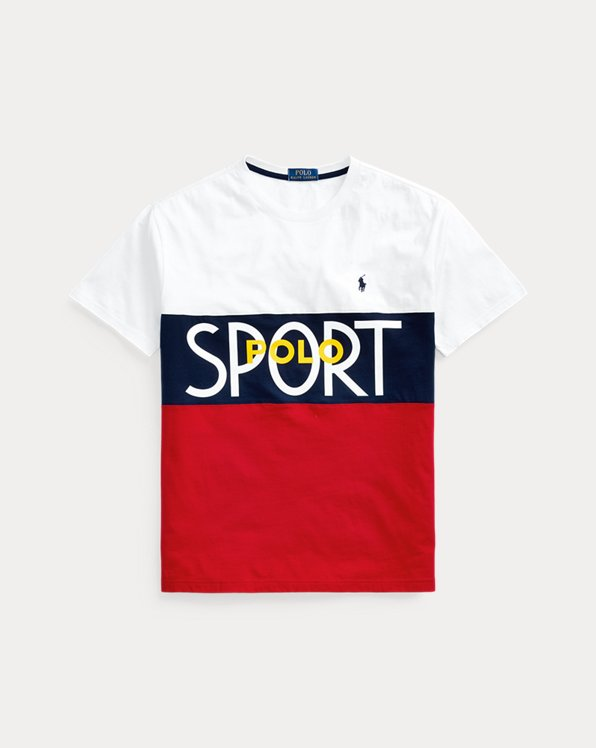 T-shirt Polo Sport coupe ajustée