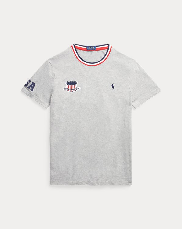 The Custom Slim USA T-Shirt