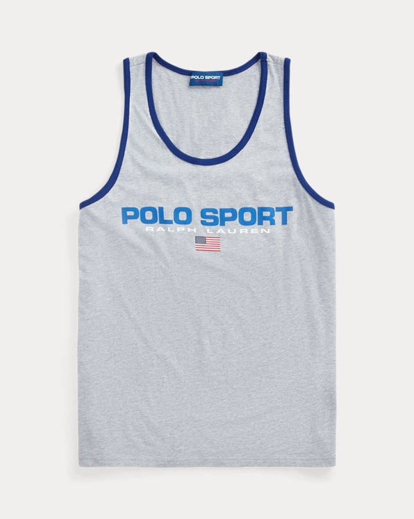 Canotta Polo Sport Classic-Fit