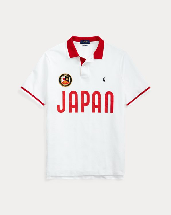 The Custom Slim Fit Japan Polo