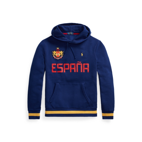 폴로 랄프로렌 Polo Ralph Lauren The Spain Hoodie,Fall Royal