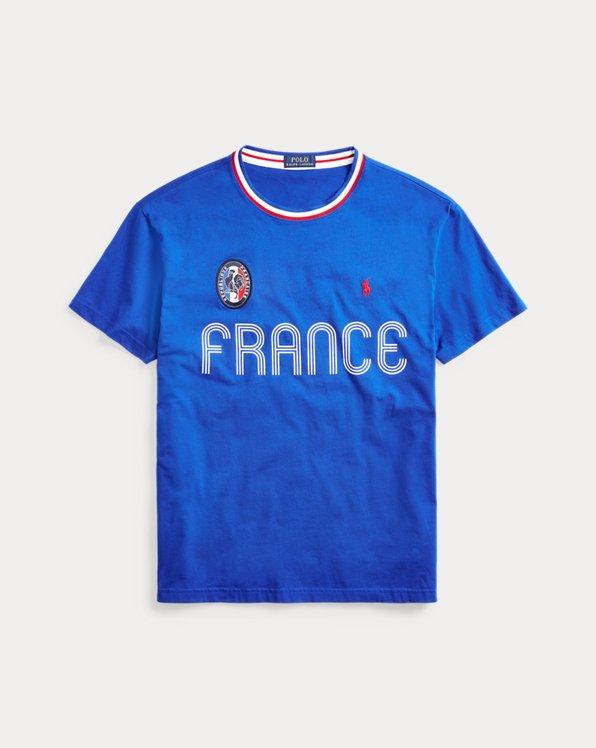 The Custom Slim France T-Shirt