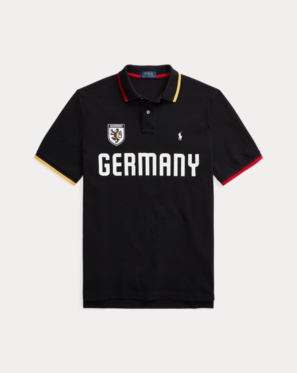 Custom-Slim-Fit Polo Germany