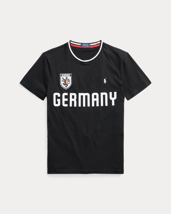 Camiseta Alemania Custom Slim