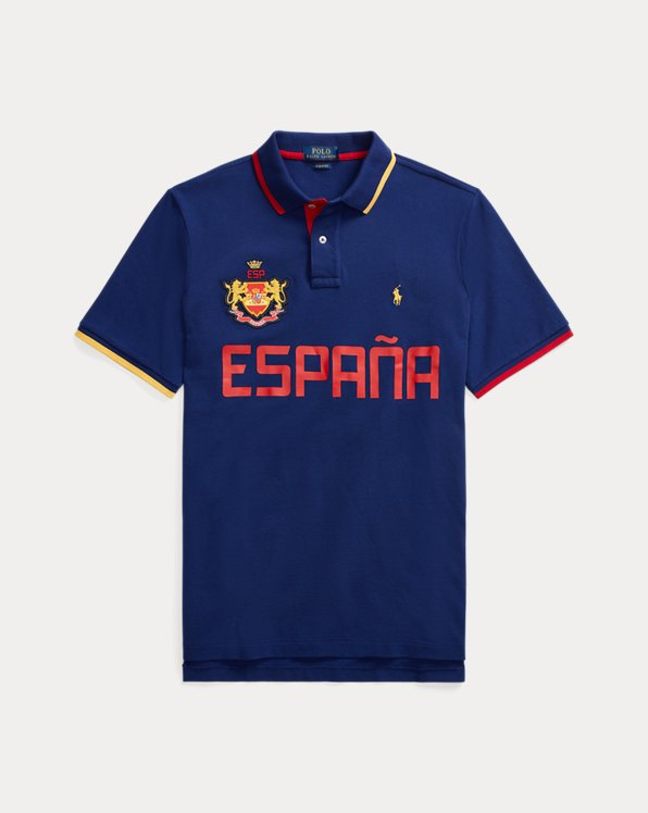 Custom-Slim-Fit Polo Spain
