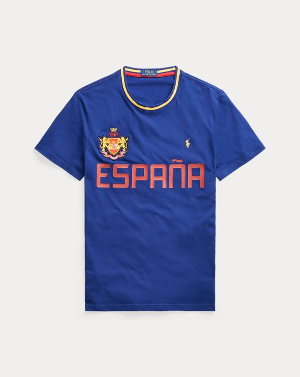 The Custom Slim Spain T-Shirt