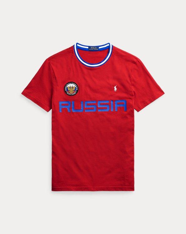 The Custom Slim Russia T-Shirt