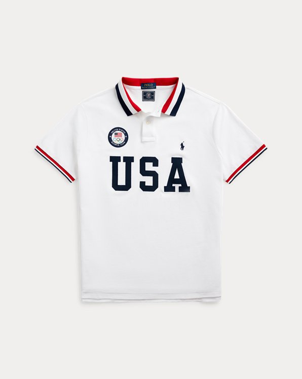 The Team USA Polo Shirt