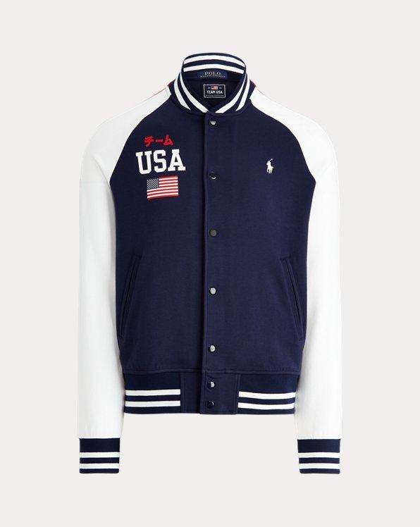 Team USA Baseball Jacket