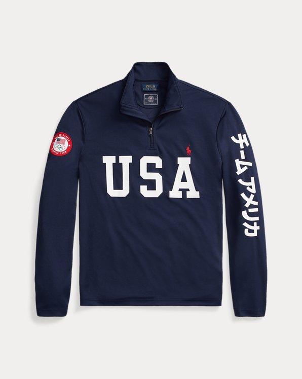 Team USA Mesh Pullover