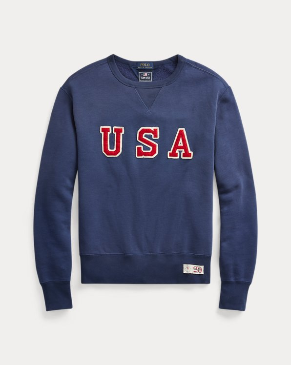 Team USA One-Year-Out Sweatshirt