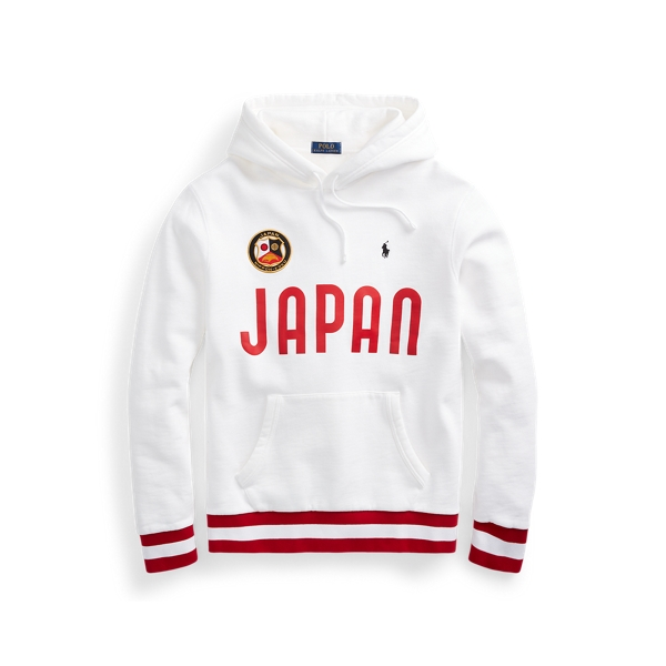 폴로 랄프로렌 Polo Ralph Lauren The Japan Hoodie,White