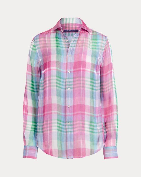 Hannah Madras Shirt