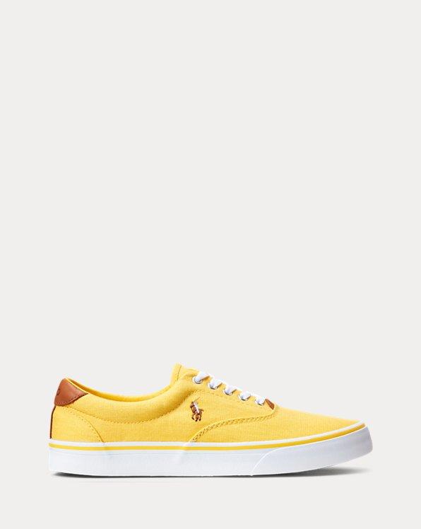 Thorton Cotton Twill Sneaker